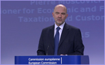 Press conference opening remarks by Pierre MOSCOVICI, Member of the EC in charge of Economic and Financial Affairs, Taxation and Customs- Image from the video © European Union, 2015