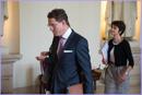 Visit by Jyrki Katainen and Marianne Thyssen to Belgium © European Union, 2015