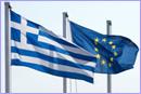 European Union and Kyrgyz Republic flags © thinkstockphoto