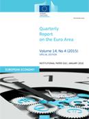 Quarterly Report on the Euro Area (QREA), Vol.14, No.4 (2015)
