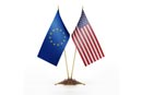 EU and US flags © thinkstock.co.uk