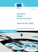Quarterly Report on the Euro Area (QREA), Vol.15, No.1 (2016)