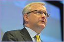 Commissioner Olli Rehn © European Union, 2010