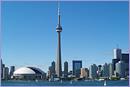 Toronto city skyline © Gheorghe Roman - Fotolia.com