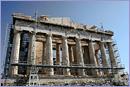 Restoring Parthenon in Athens © iStockphoto.com