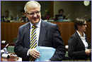 Commissioner Olli REHN © The Council of the European Union