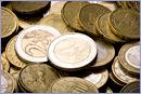 Euro coins © Thinkstock