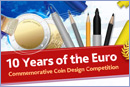 Euro coin competition © Tipik