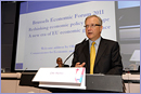 Olli Rehn, European Commissioner responsible for Economic and Monetary Affairs © European Commission, 2011