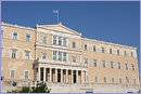 Building of Parliament in Athens © IStockphoto.com