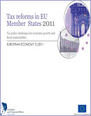 Tax reforms in EU Member States 2011 © European Union, 2011