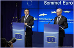 Informal meeting of members of the European Council and Euro area summit follow-up © The Council of the European Union