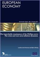 The improbable renaissance of the Phillips curve © European Union, 2011