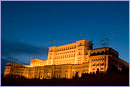 Romanian Parliament Bucharest @ Thinkstock.com