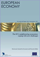 The EU's neighbouring economies: Coping with new challenges, Occasional Paper 86 © European Union, 2011