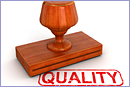 Rubber Stamp Quality © iStockphoto