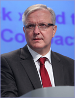 EU and Six Pack - Olli Rehn © European Union 2011
