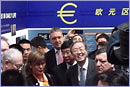 Barroso at the Euro exhibition in China © European Union, 2012