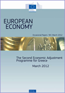 Second adjustment programme for Greece © European Union