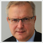 Olli Rehn, European Commission, Vice President for Economic and Monetary Affairs and the Euro