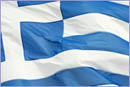 Greek flag ©iStockPhoto.com