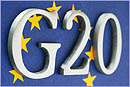G20 and EU flag © iStockphoto