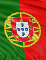 Portugal flag © iStockphoto