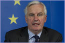 Michael Barnier © The Council of the European Union, 2012