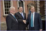 First Meeting of the Irish Presidency and EC College © The Council of the European Union, 2012