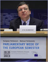 EP's European Parliamentary Week ©  European Union 2013
