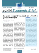 European prosperity reloaded: an optimistic glance at EMU@20 © European Union 2013