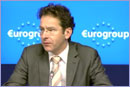 Mr Dijsselbloem, President of the Eurogroup © European Union 2013