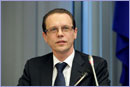 Algirdas Šemeta, Member of the EC in charge of Taxation and Customs Union, Audit and Anti-Fraud © European Union 2013