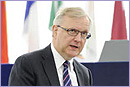 Commission Vice President Olli Rehn underscores importance of Banking Union © European Union, 2013