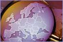 "ECFIN website: revised section on ""EU Economic governance"". © European Union"