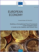 Building a strengthened fiscal framework in the EU: A guide to the Stability and Growth Pact. European Economy. Occasional Paper 150