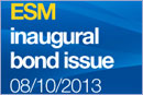 ESM inaugural bond issue © European Union