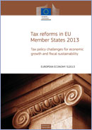 Tax reforms in EU Member States 2013 © European Union