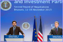 Second round of the EU/United States trade and investment negotiations © European Union