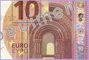 new €10 banknote © European Union