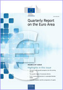 Quarterly report on the euro area © European Union