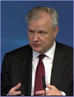 Vice President Rehn © European Union