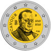 200th anniversary of Cavour's birth