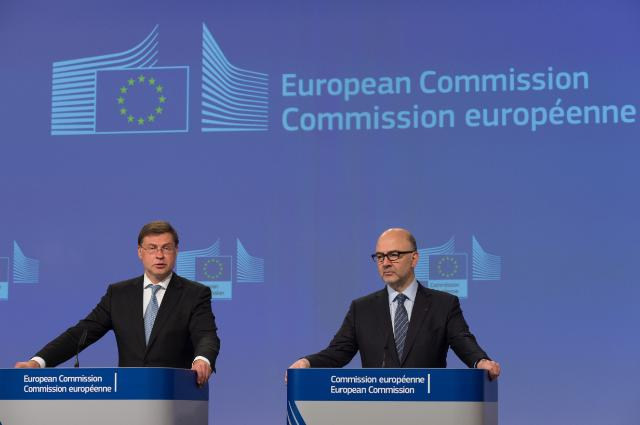 Commission recommends to cancel fines and to set new fiscal paths for Spain and Portugal