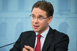 Jyrki Katainen: Vice-President responsible for Economic and Monetary Affairs and the Euro