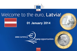 Latvia joins the Eurozone