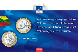 Euro Festivities 2014 – enlargement of the euro area to Lithuania
