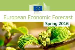 Release of the European Economic Forecast: Spring 2016