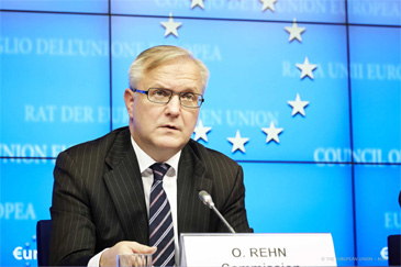 Statement by Vice-President Rehn on the trilogue agreement on the Two Pack