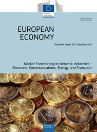Market Functioning in Network Industries - Electronic Communications, Energy and Transport